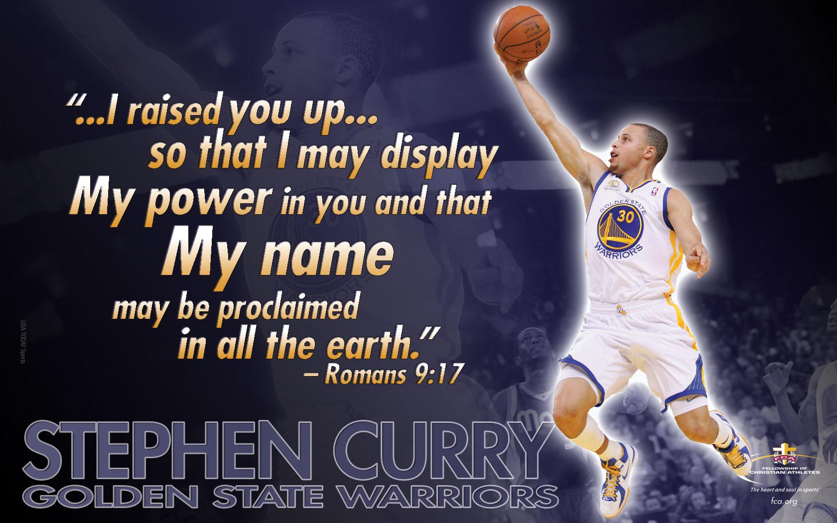 Stephen Christian Wallpaper Stephen curry 1680x1050