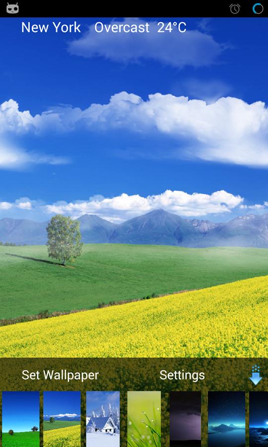 49+ Beautiful Weather Live Wallpaper on WallpaperSafari