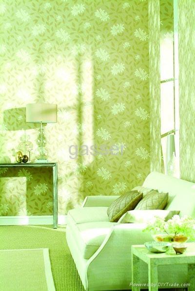 Western Wallpaper on Digital Printing Wallpaper Decoration Gasser 400x598