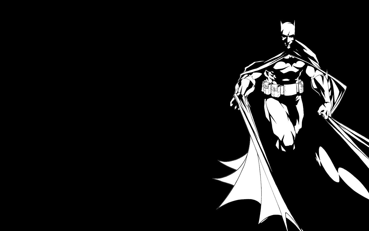 30 Batman HD Wallpapers for Desktop 1440x900