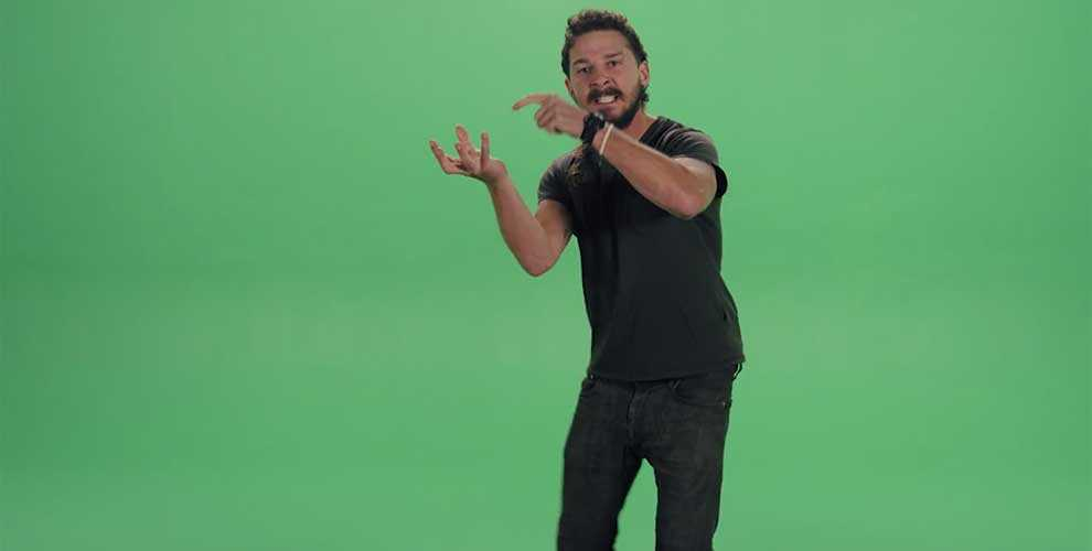 And Best Memes From Shia LaBeoufs Bizarre Just Do It Video 990x500
