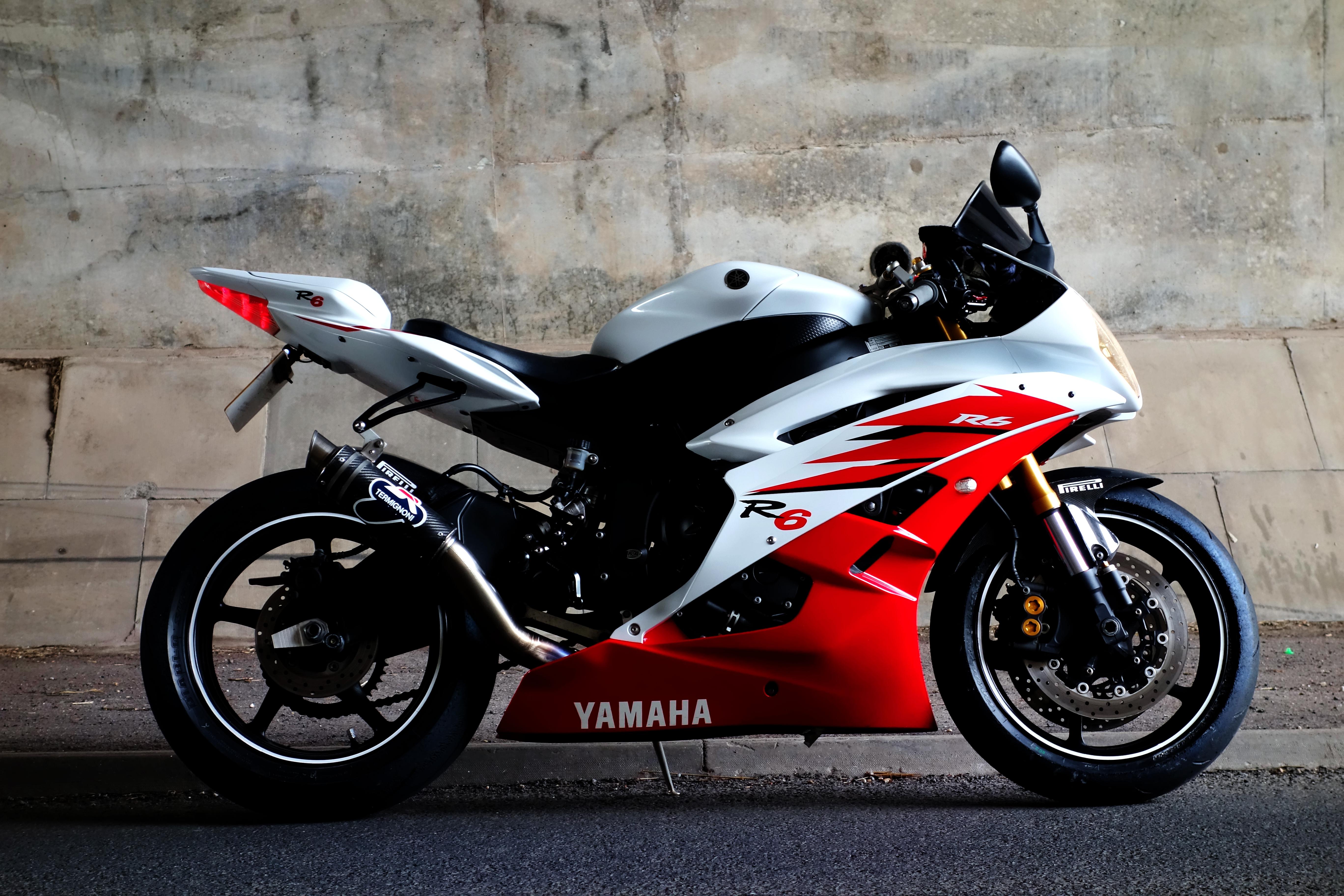 YAMAHA R6 by andyedw 5472x3648