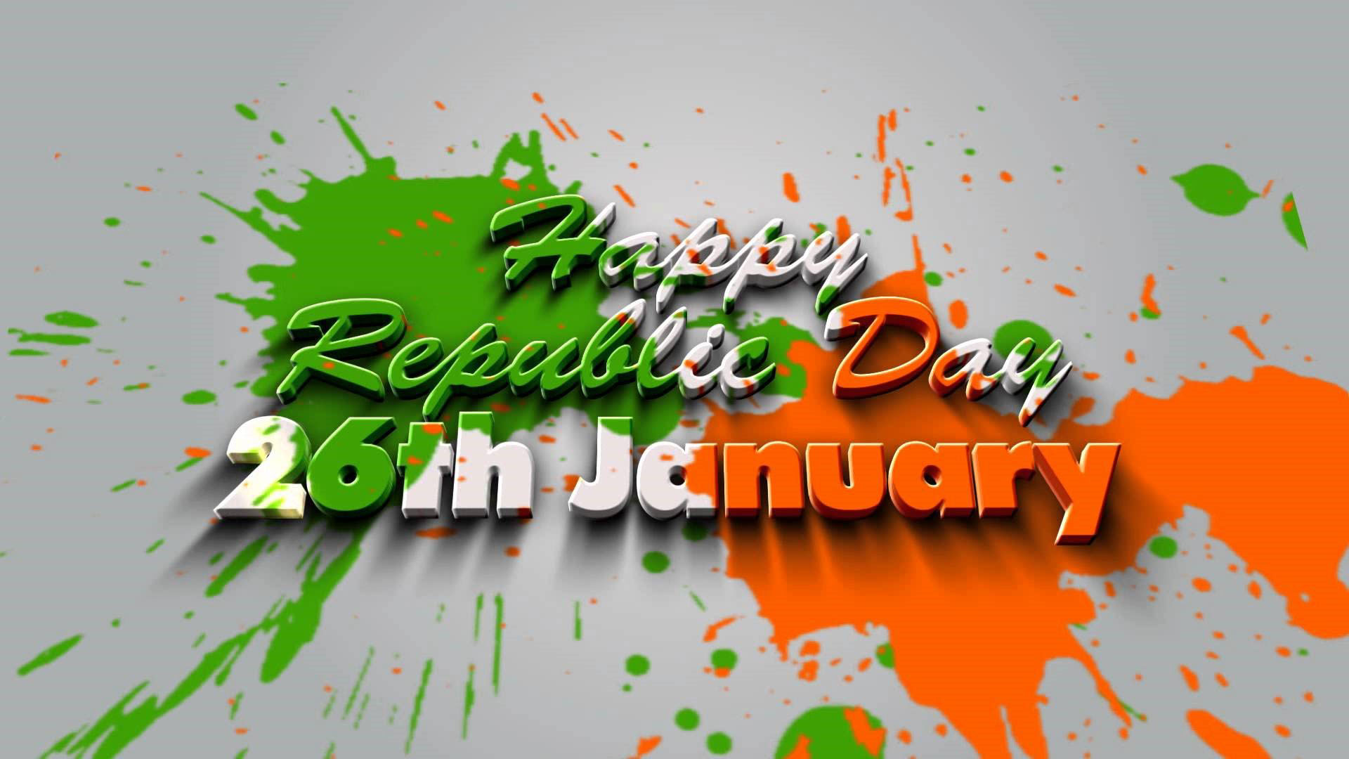 Wallpapers Festival 26 january republic day painting wallpapers 1920x1080