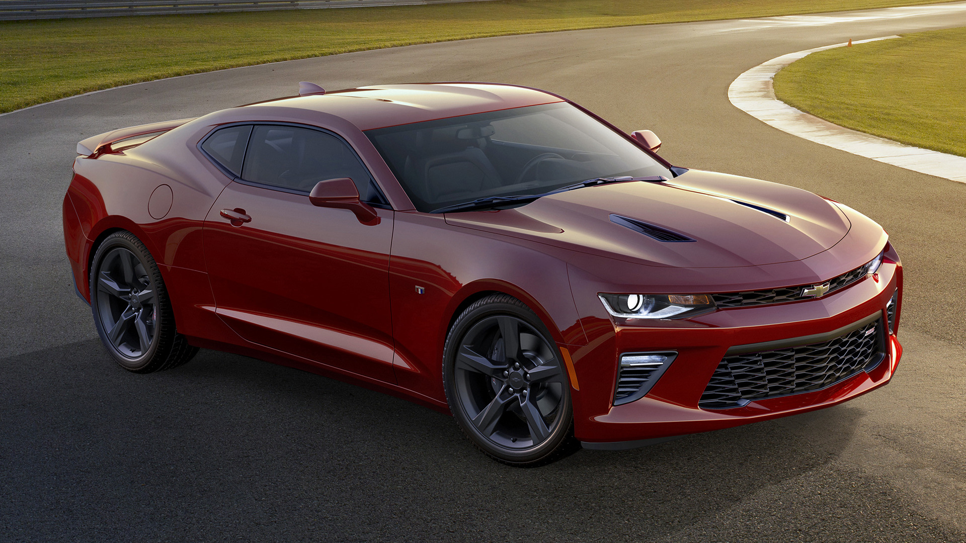 Chevrolet Camaro SS 2016 Wallpapers and HD Images 1920x1080