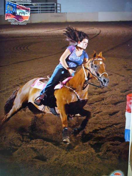 Related Pictures barrel racing wallpaper 451x600