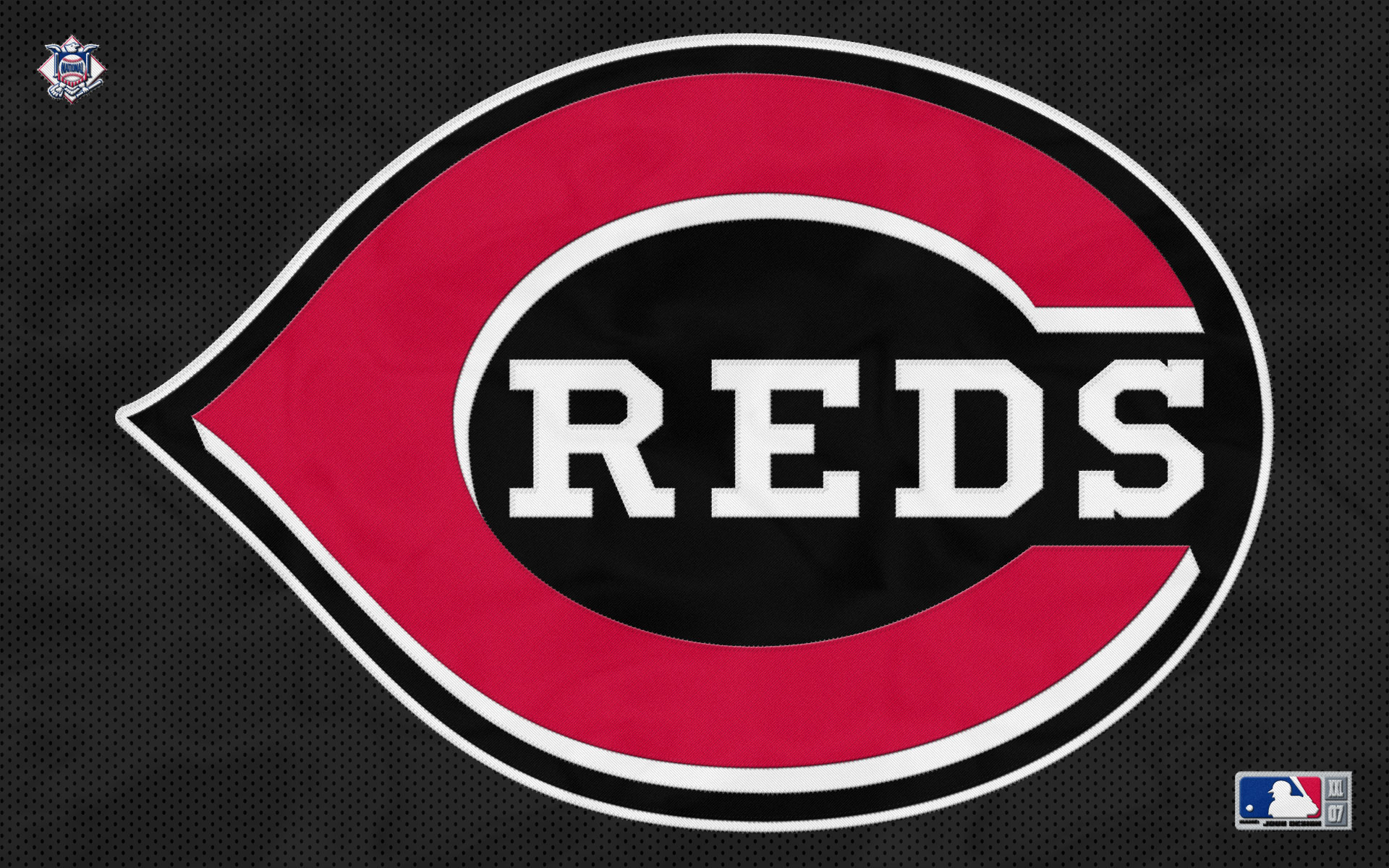 Cincinnati Reds Iphone Wallpaper Wallpapersafari