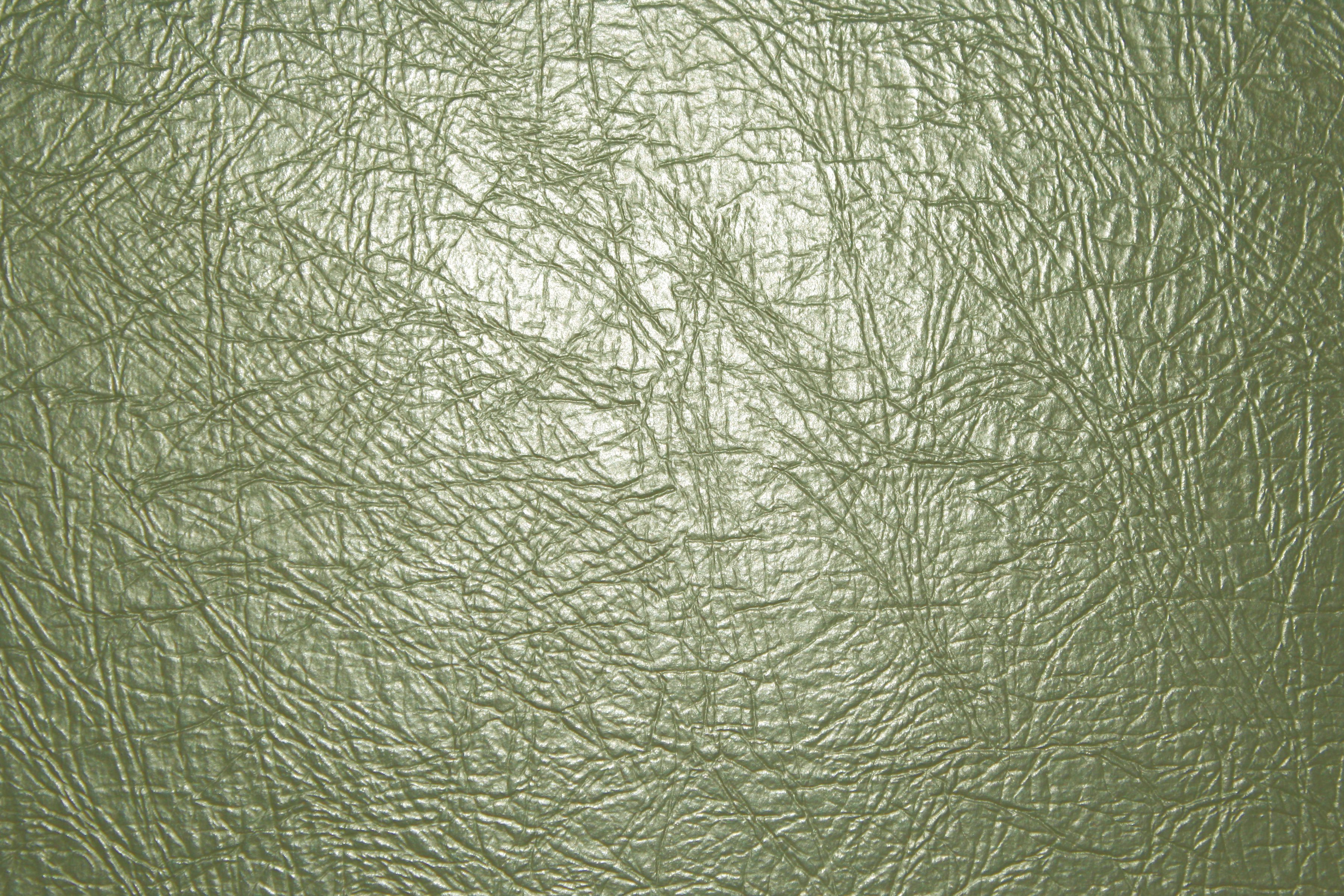 Olive Green Leather Texture Close Up Picture 3600x2400