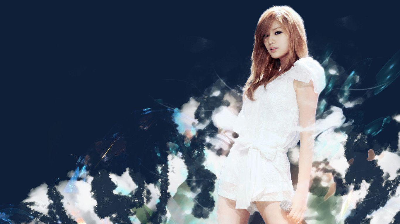 After School Nana Wallpapers 1366x768