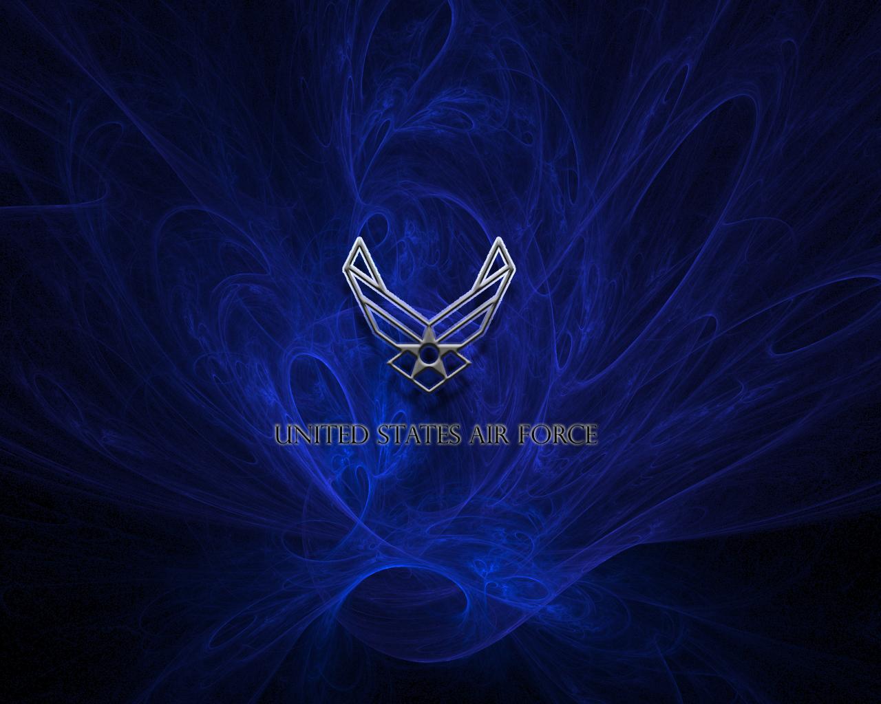 air force logo desktop background