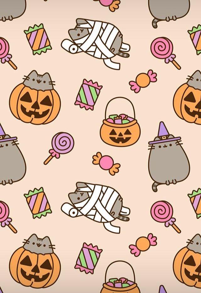 Pin by Livie Osborn on Aesthetic in 2019 Halloween wallpaper 640x933