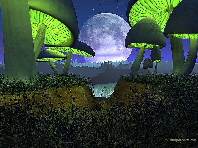 sci fi landscape alien planets - photo #31