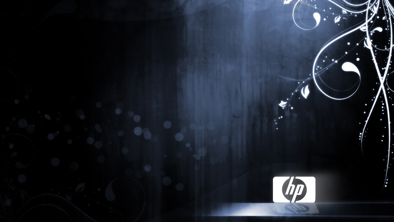 Hp notebook desktop - Hp Original Dark Design Laptop Wallpapers Cool Laptop Wallpapers