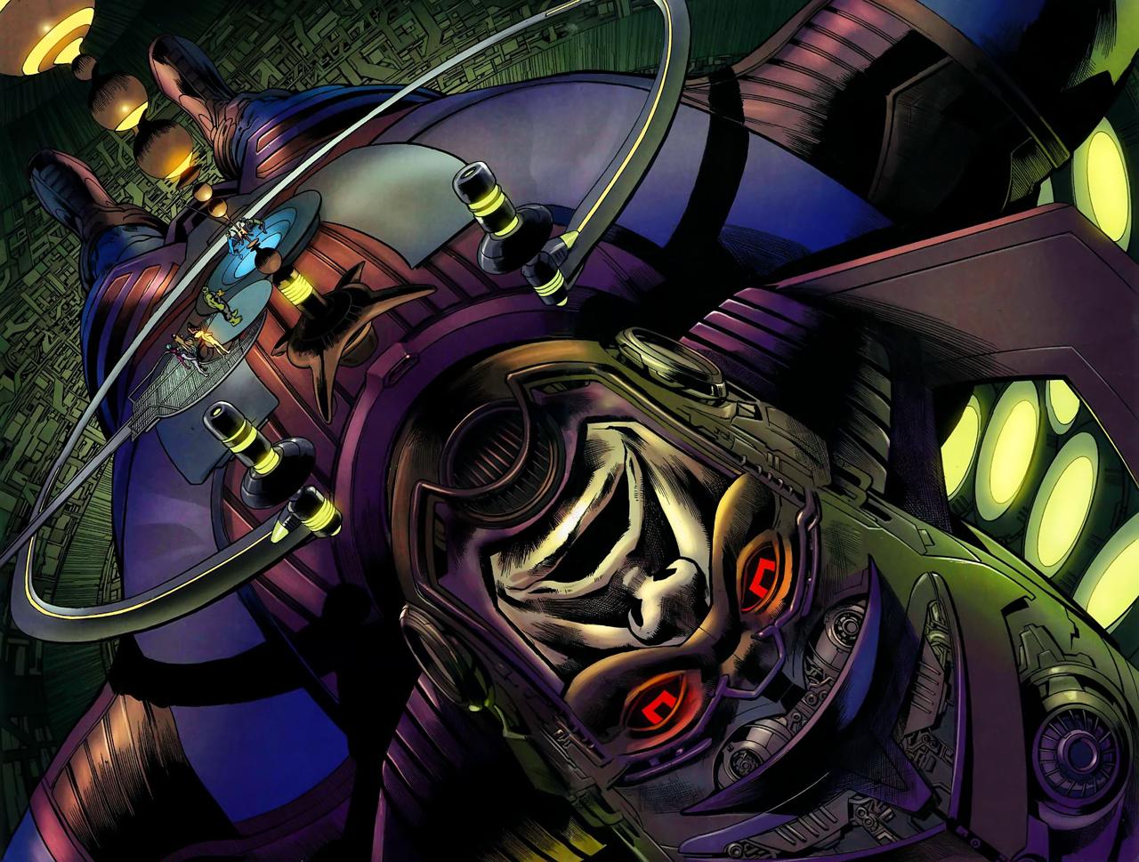 Comics   Galactus Wallpaper 1280x969