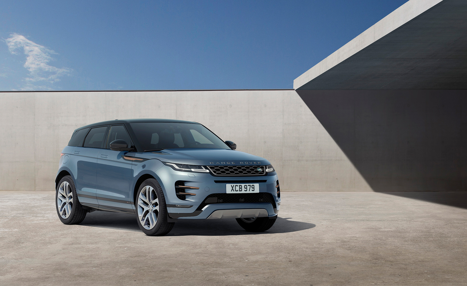 Range Rover Evoque 2019 design review Wallpaper 1600x981