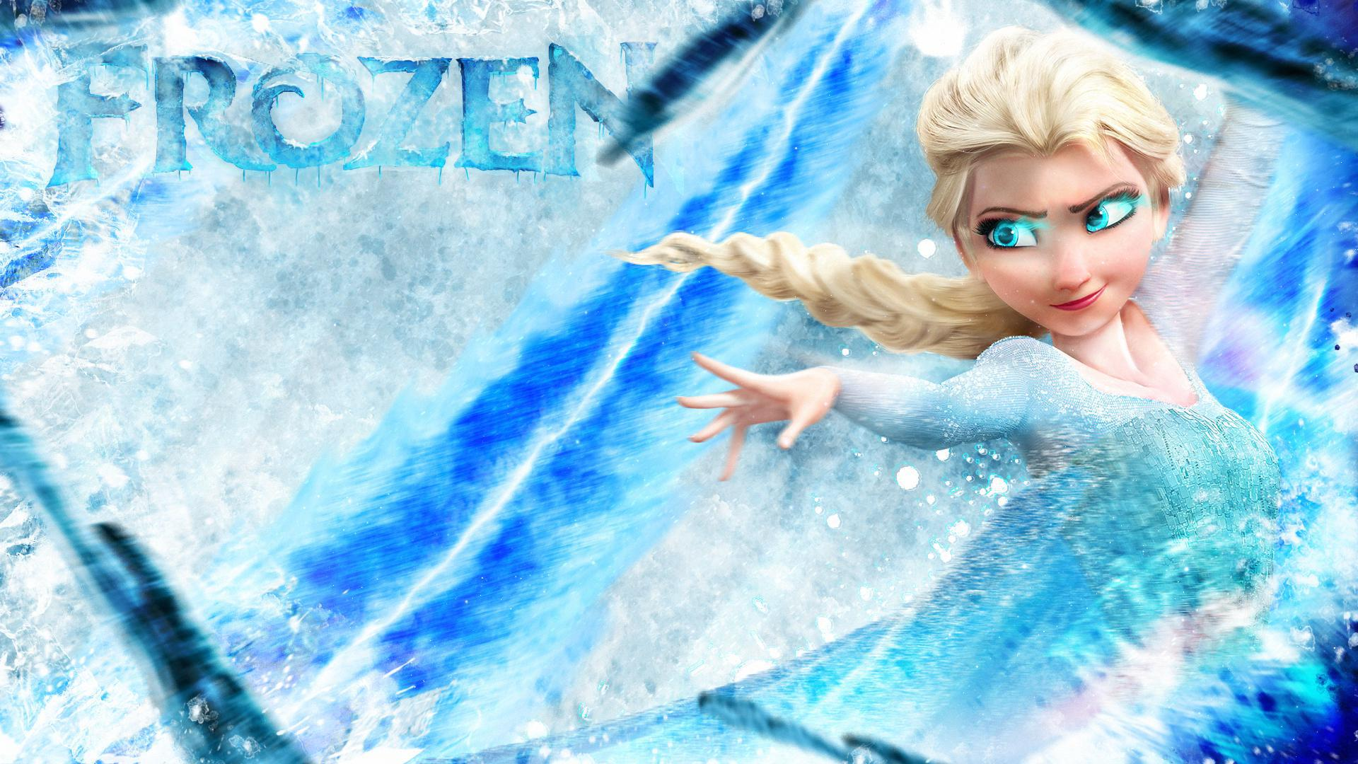 HD Frozen Disney Elsa Eyes Wallpaper Download   139913 1920x1080