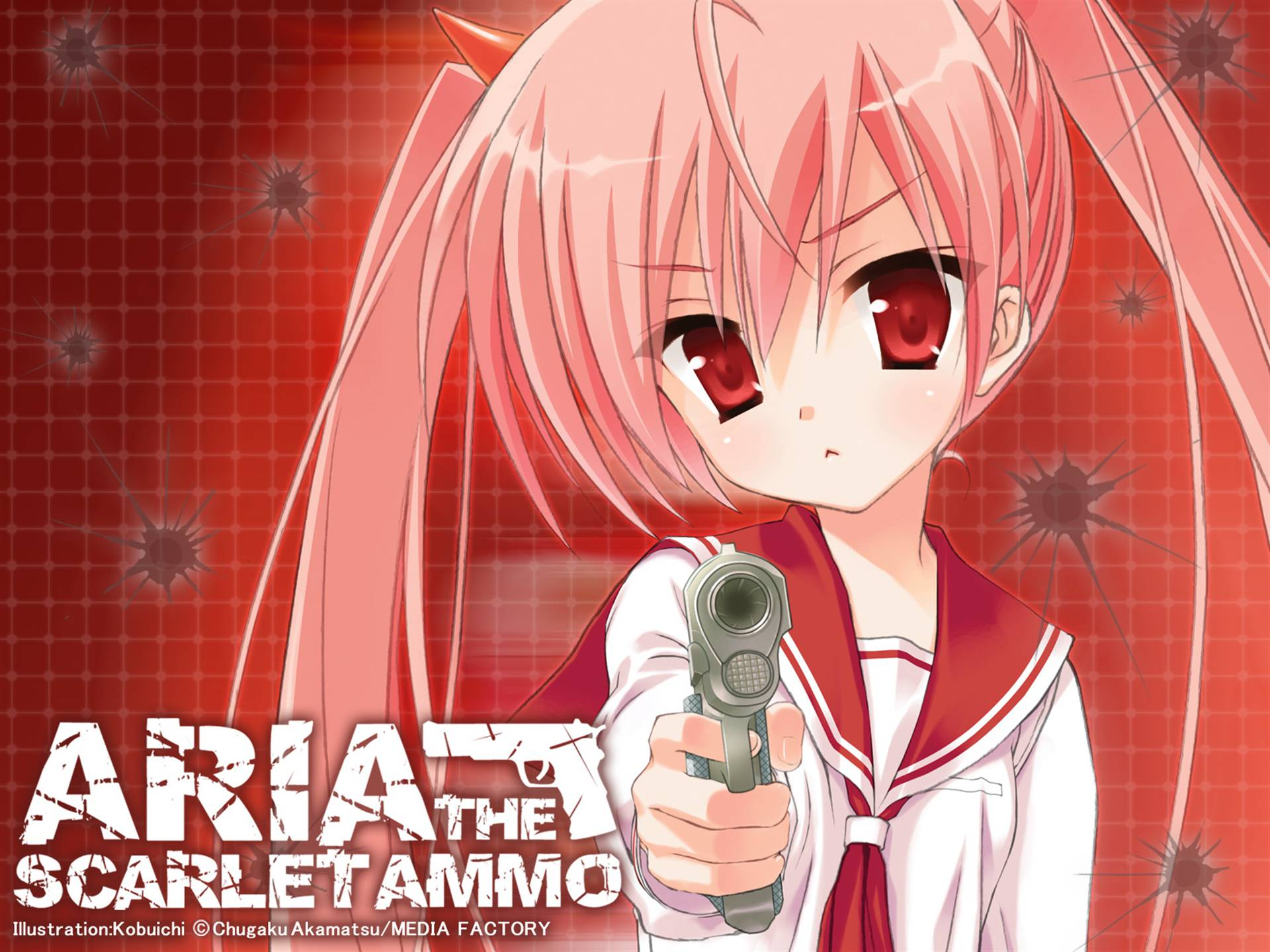 Free Download Aria The Scarlet Ammo Aria The Scarlet Ammo