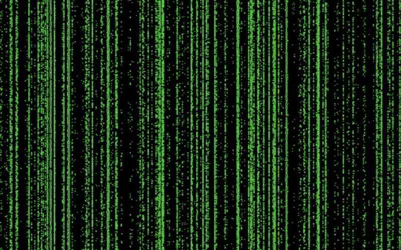 code matrix matrix code Abstract 3D and CG HD Desktop Wallpaper 800x500