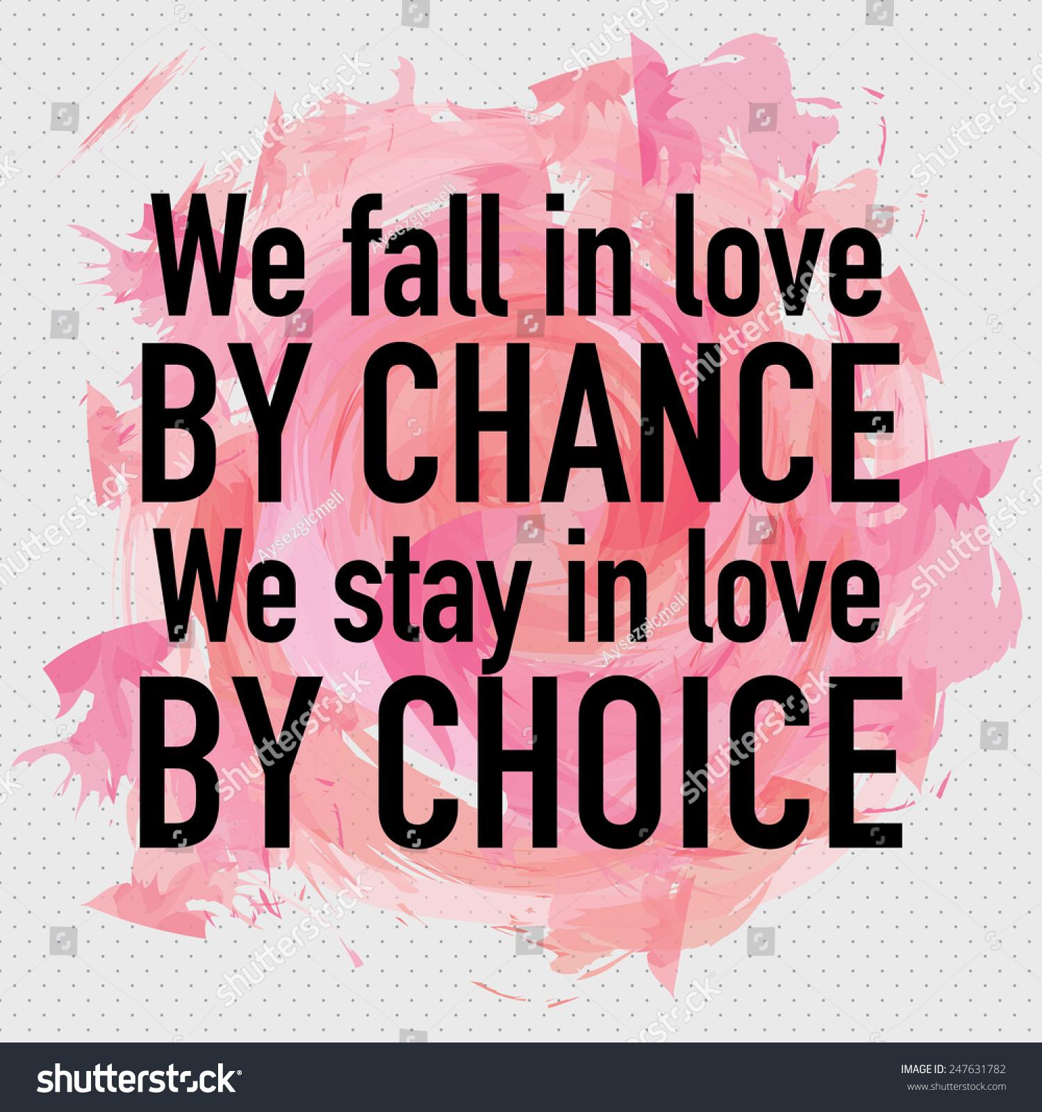 Romantic Love Quote Typographic Background Design Stock Vector 1500x1600