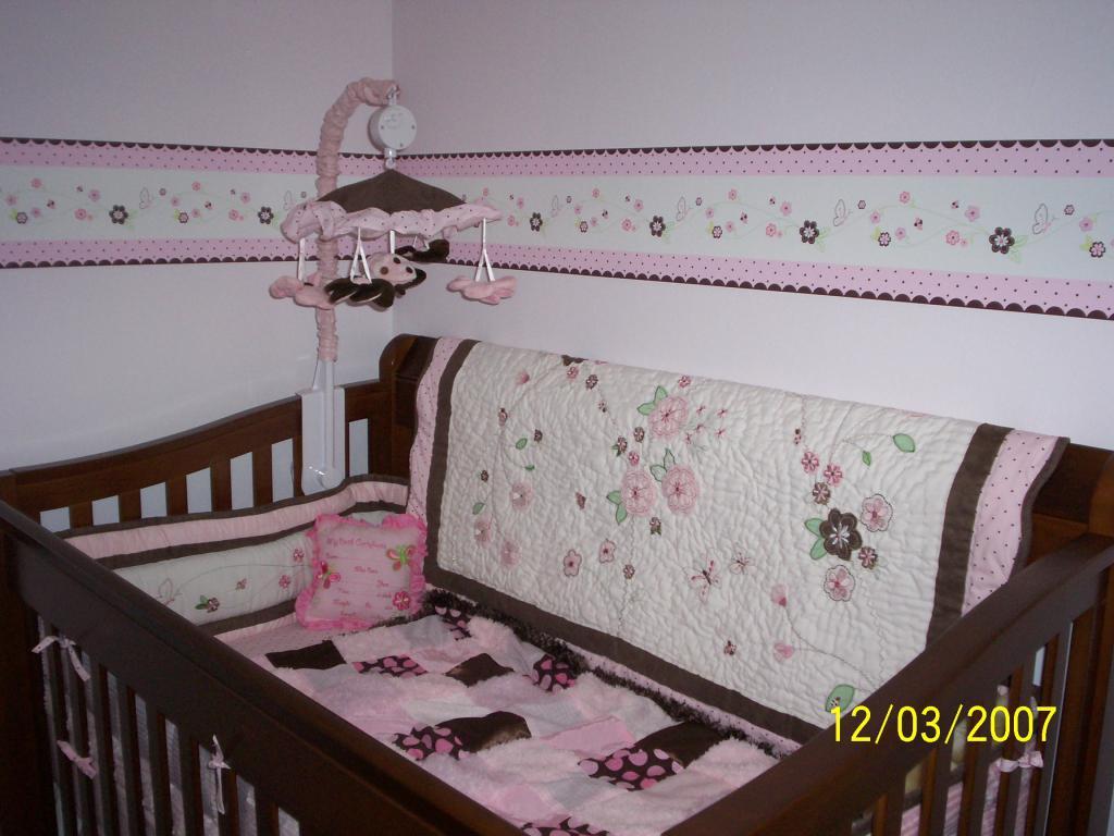 Baby Room Wallpaper Borders Baby Nursery Wa...