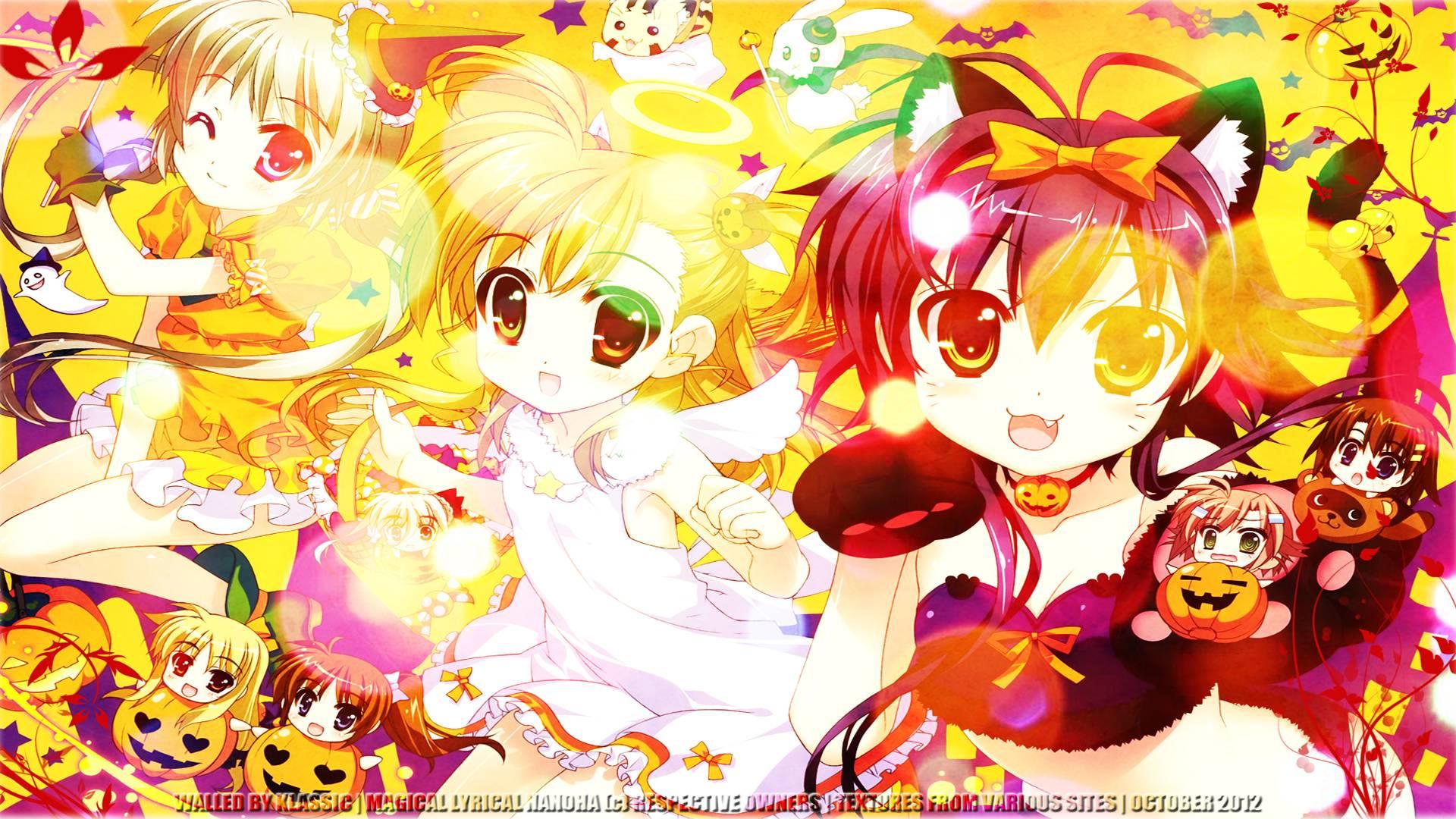 Cute Chibi Wallpaper 1920x1080