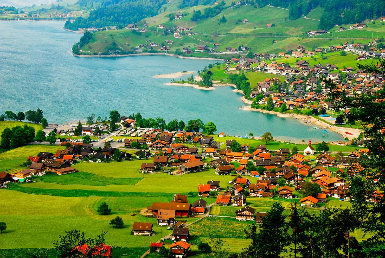 Interlaken Switzerland Wallpaper and Background Image 1600x1074 1600x1074