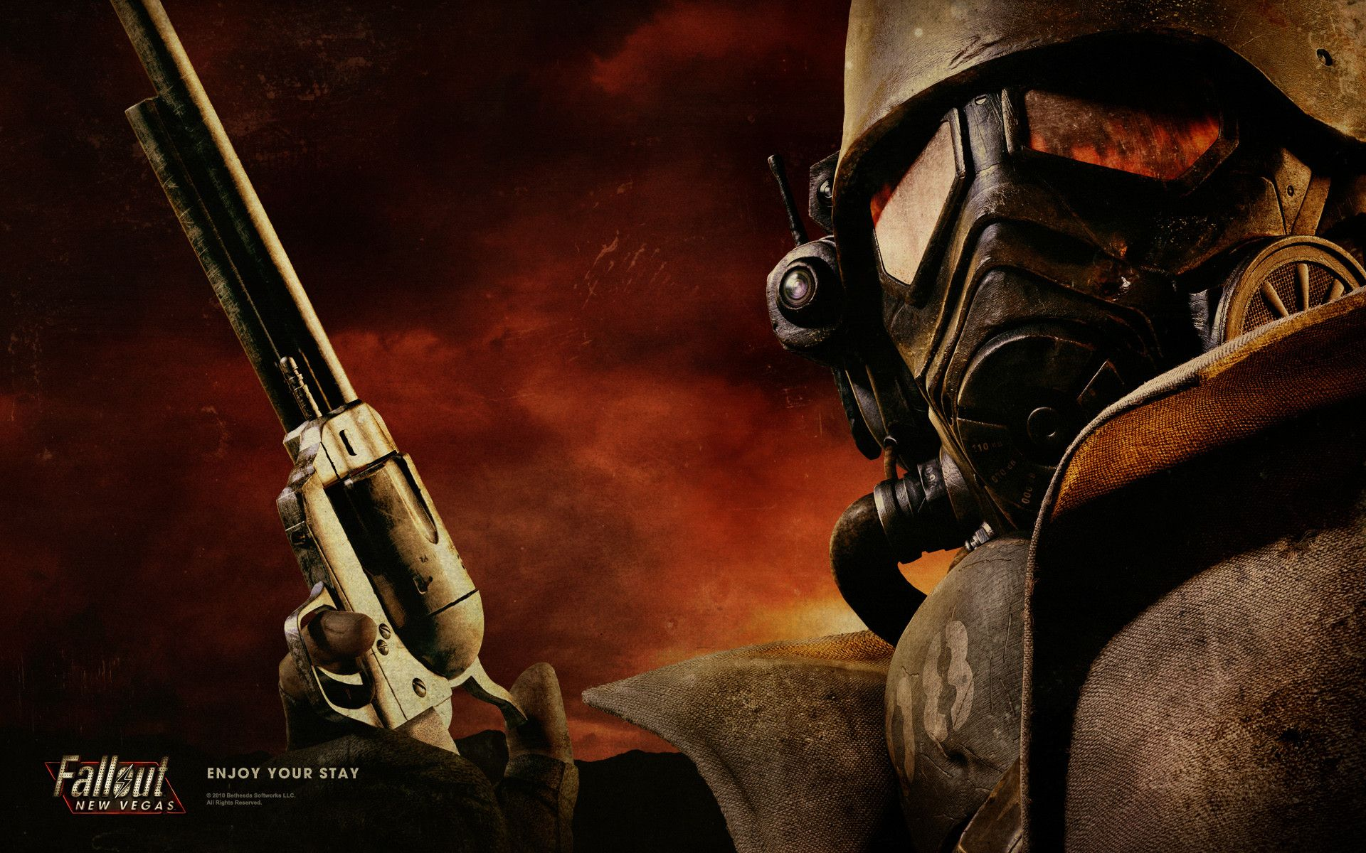 Fallout New Vegas Wallpaper 1080p - WallpaperSafari