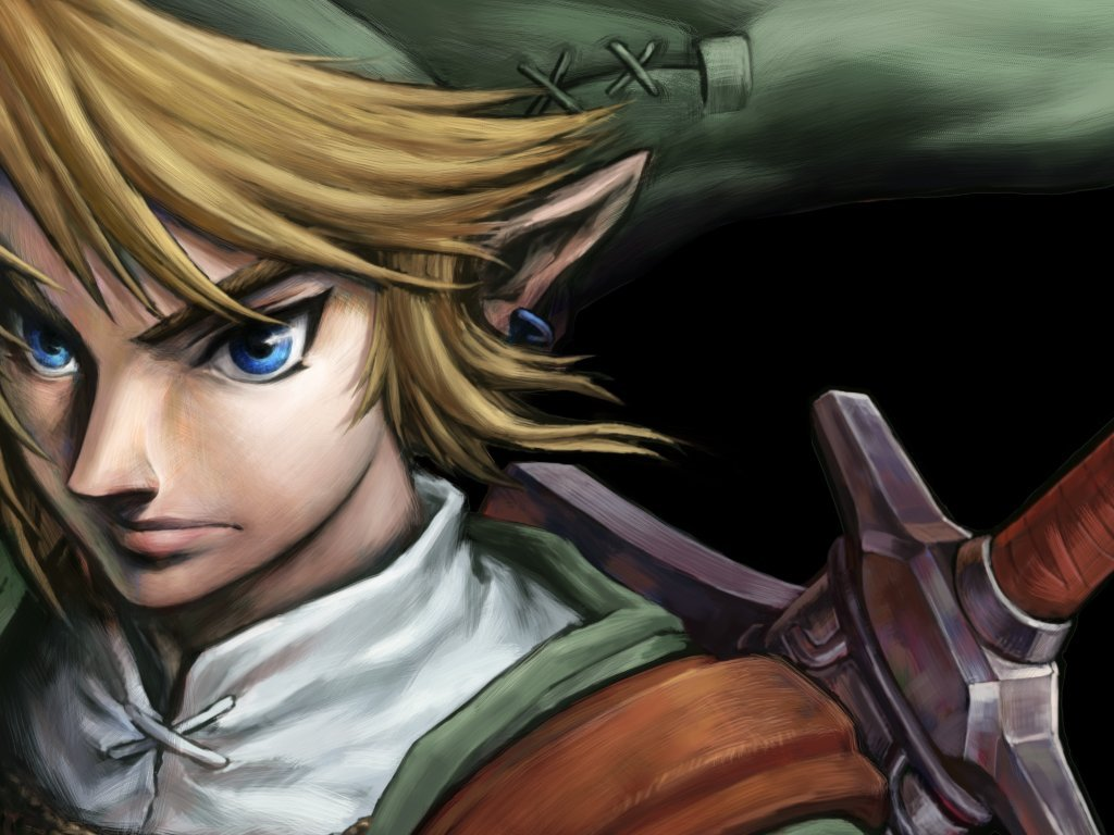 Twilight Princess Wallpapers   The Legend of Zelda Twilight Princess 1024x768