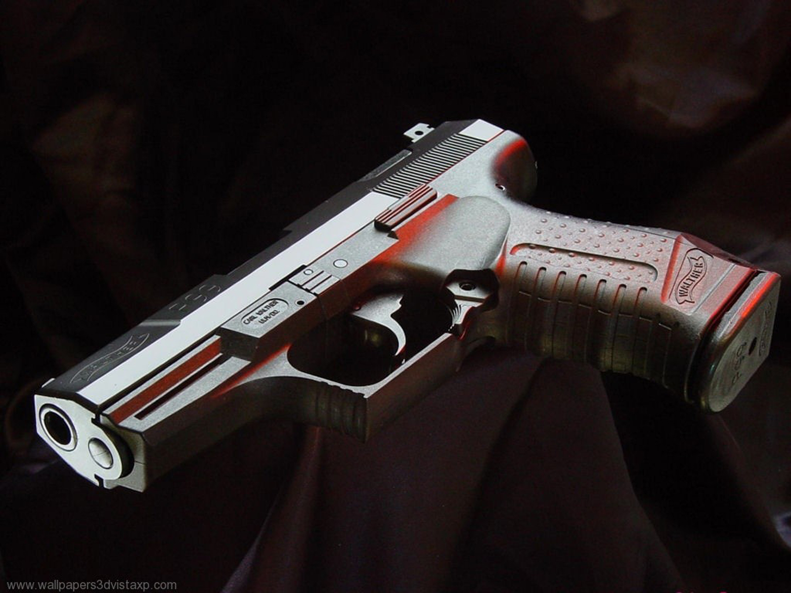 Walther P 99 AS HD Gun Wallpapers Download Wallpapers in HD for 1600x1200