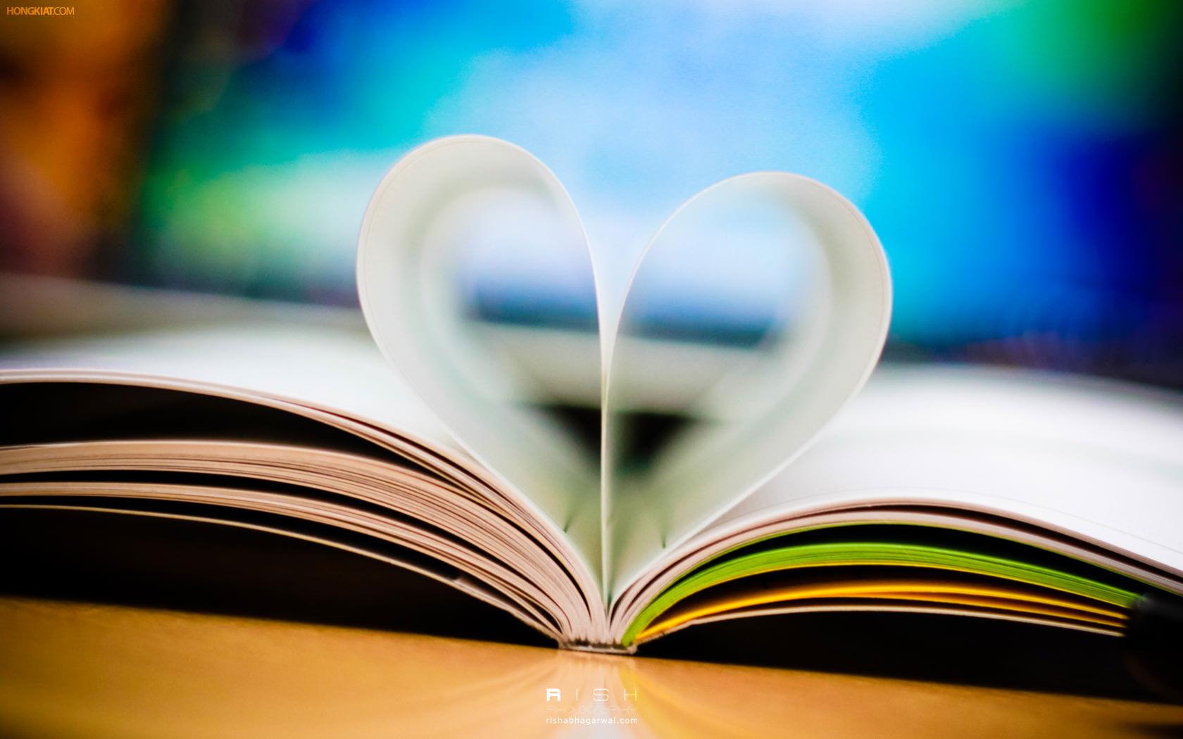 Freebie Release Book Of Love Wallpaper   Hongkiat 1680x1050