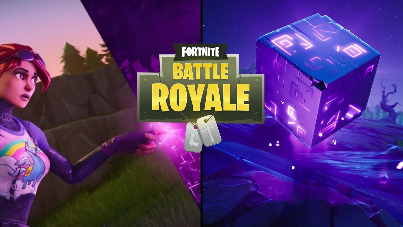 Leaked files claim Fortnites Kevin the Cube is about to break 1600x900