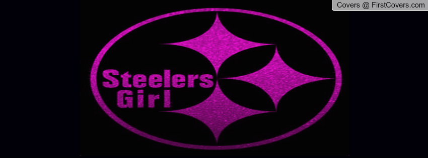 Steelers Girl Facebook Profile Cover 469790 850x315