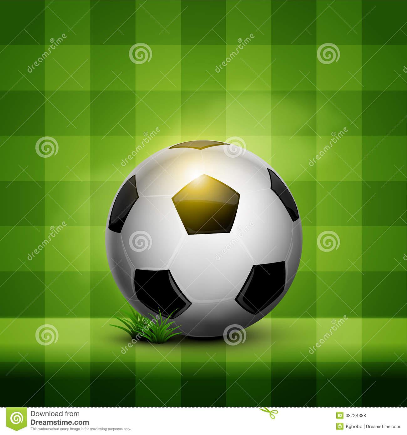 Cool Green Soccer Ball Wallpapers