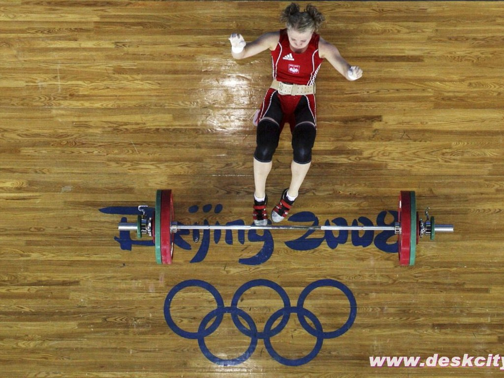 Olympics Weightlifting Wallpaper Sports Wallpapers V3 1024x768