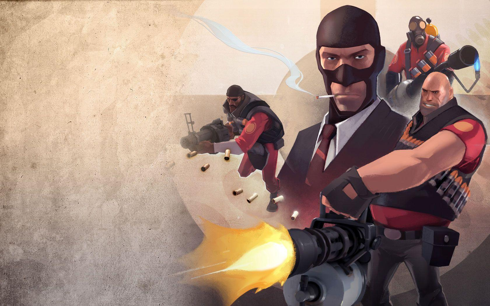 Free Download Team Fortress 2 Backgrounds 1680x1050 For Your