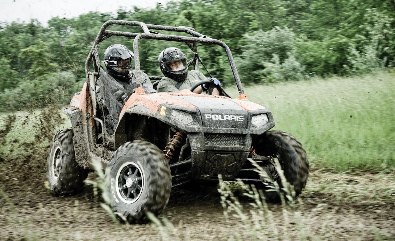 Polaris Ranger RZR S Orange Madness 1280x782