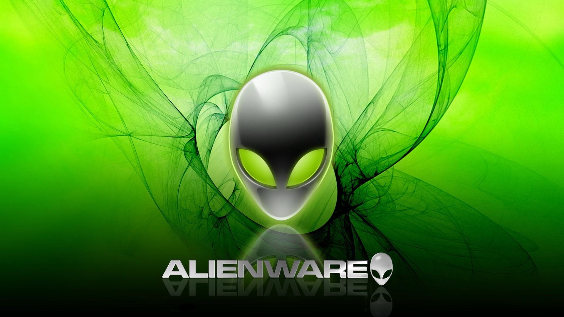 alienware backgrounds desktop smoke wallpaper green alien 1920x1080