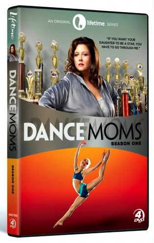 Dance Moms Season 1 DVD 316x500