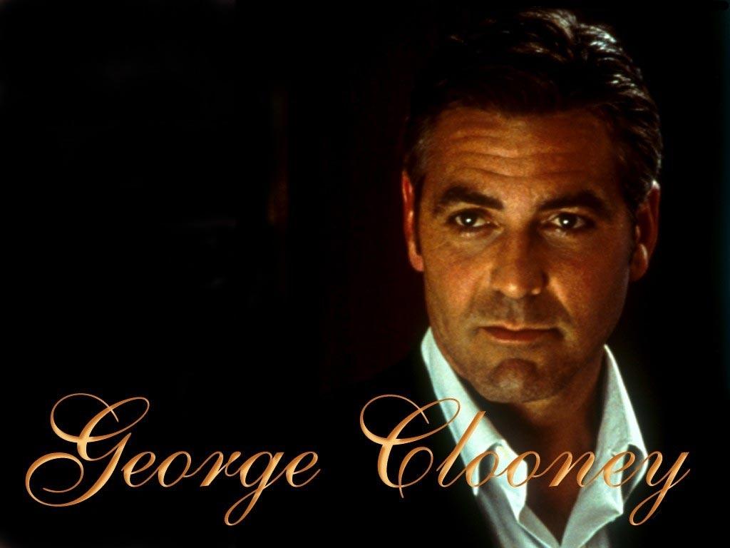 George Clooney   George Clooney Wallpaper 63669 1024x768