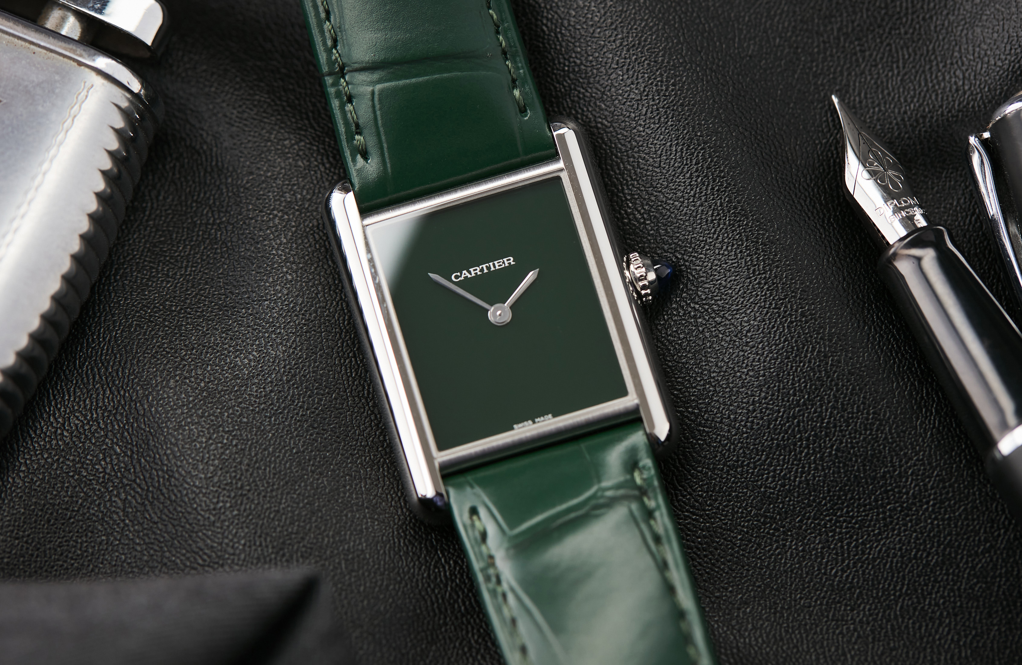 The best green dials of 2021 including IWC Cartier Grand Seiko 3380x2200