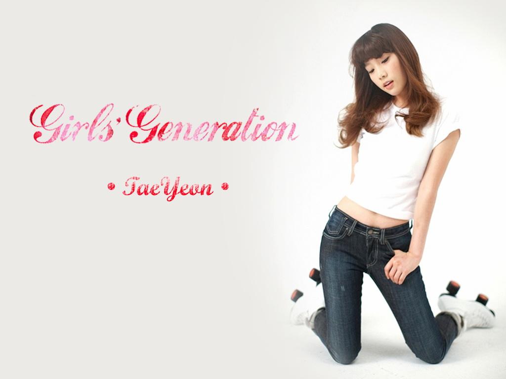 SNSD Taeyeon   Kim Taeyeon Wallpaper 30753617 1024x768