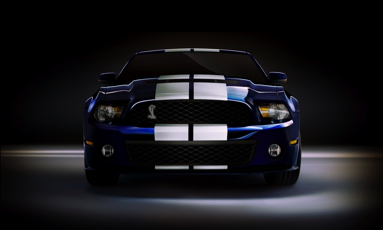 Muscle Car Ford Mustang Wallpaper HD 4 High Resolution Wallpaper Full 1280x768
