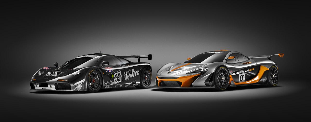 McLaren P1 GTR Photo Gallery   Autoblog 1280x502