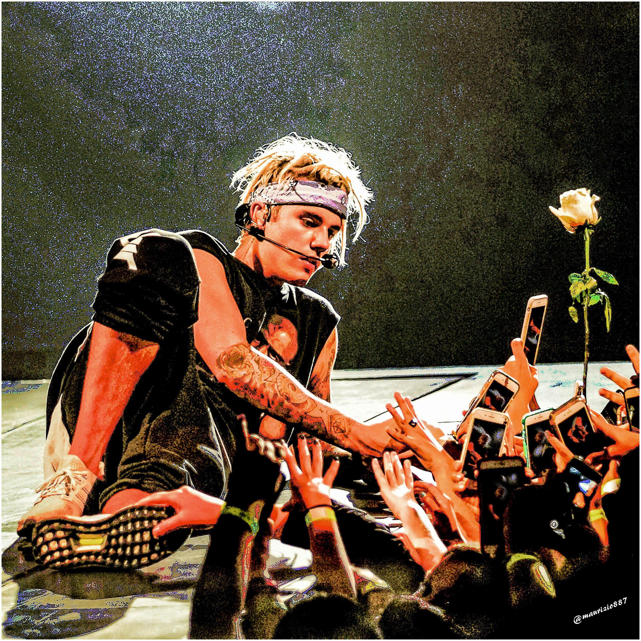 Justin Bieber immagini justin bieberPurpose World Tour2016 HD 2500x2500
