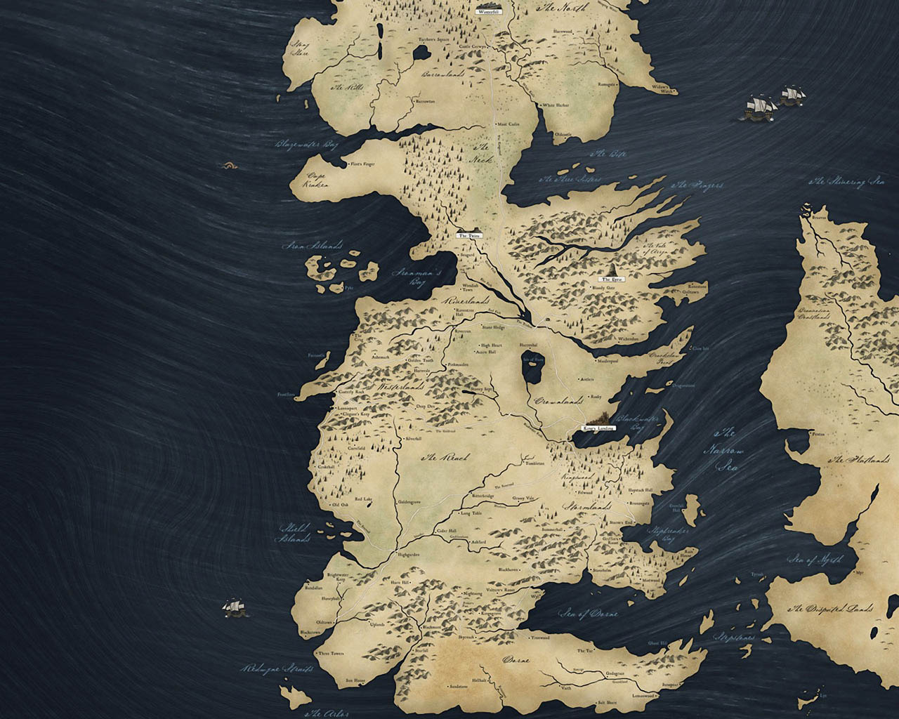Game of Thrones Map 1280x1024 Wallpapers 1280x1024 Wallpapers 1280x1024