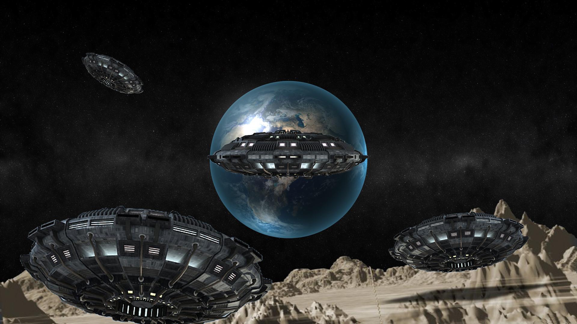 HD UFO Wallpaper Space Earth Nasa Hd Wallpapers 5 UFONEDERLAND 1920x1080