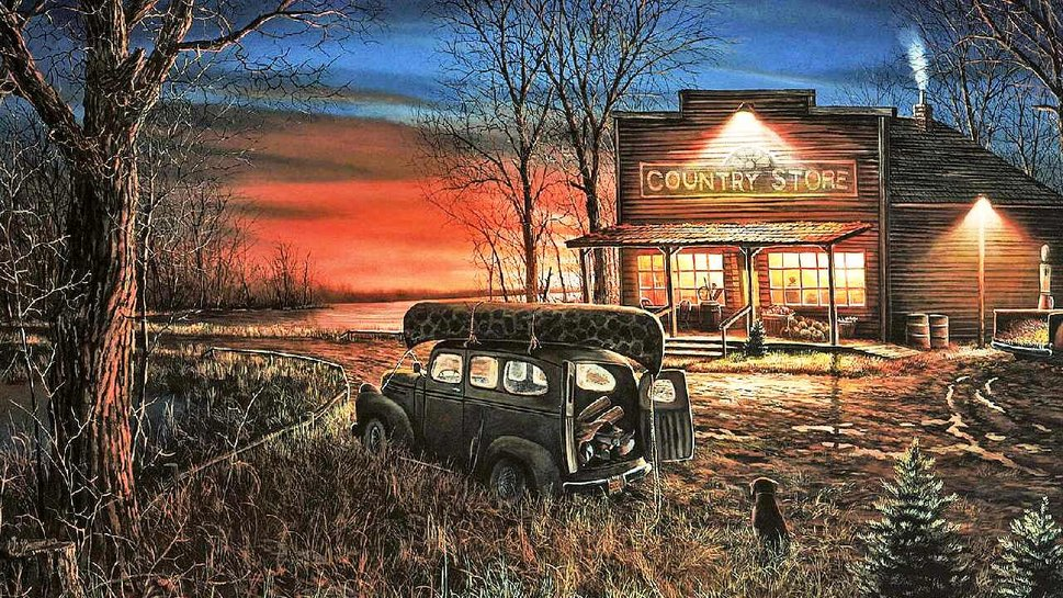 Country store wallpaper   ForWallpapercom 969x545