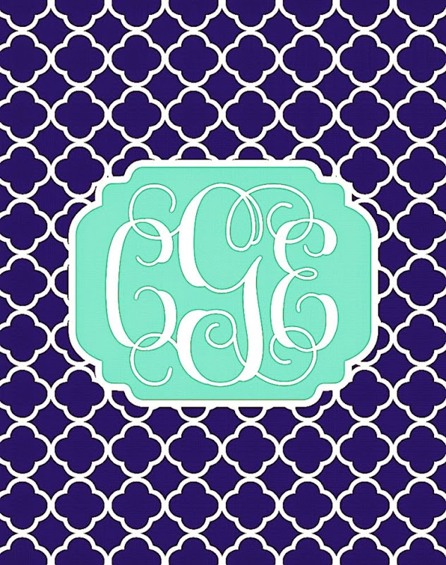 Monogrammed Wallpaper Wallpapers HD Quality 632x800