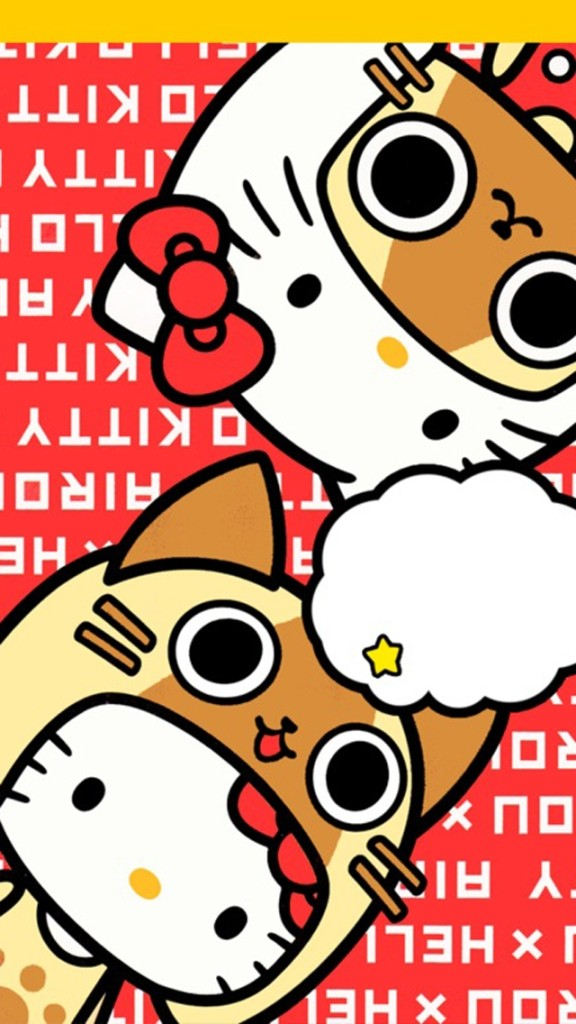 Cute Hello Kitty Wallpaper IPhone Wallpapers 576x1024