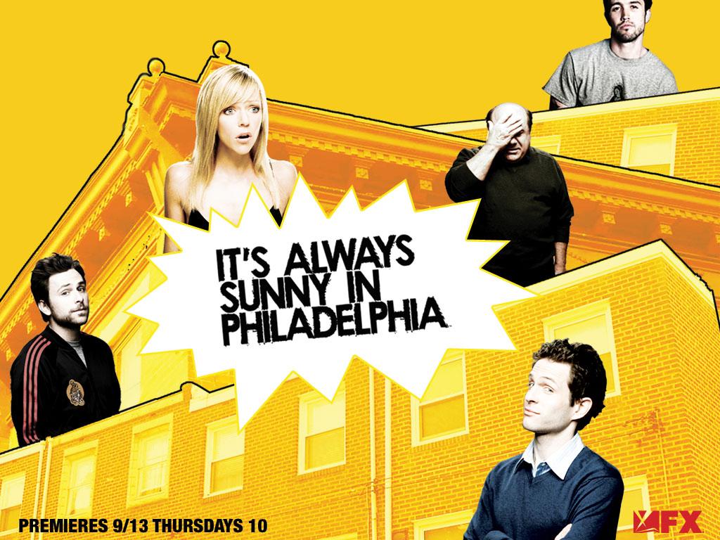 IASIP - It's Always Sunny in Philadelphia Wallpaper (163626) - Fanpop