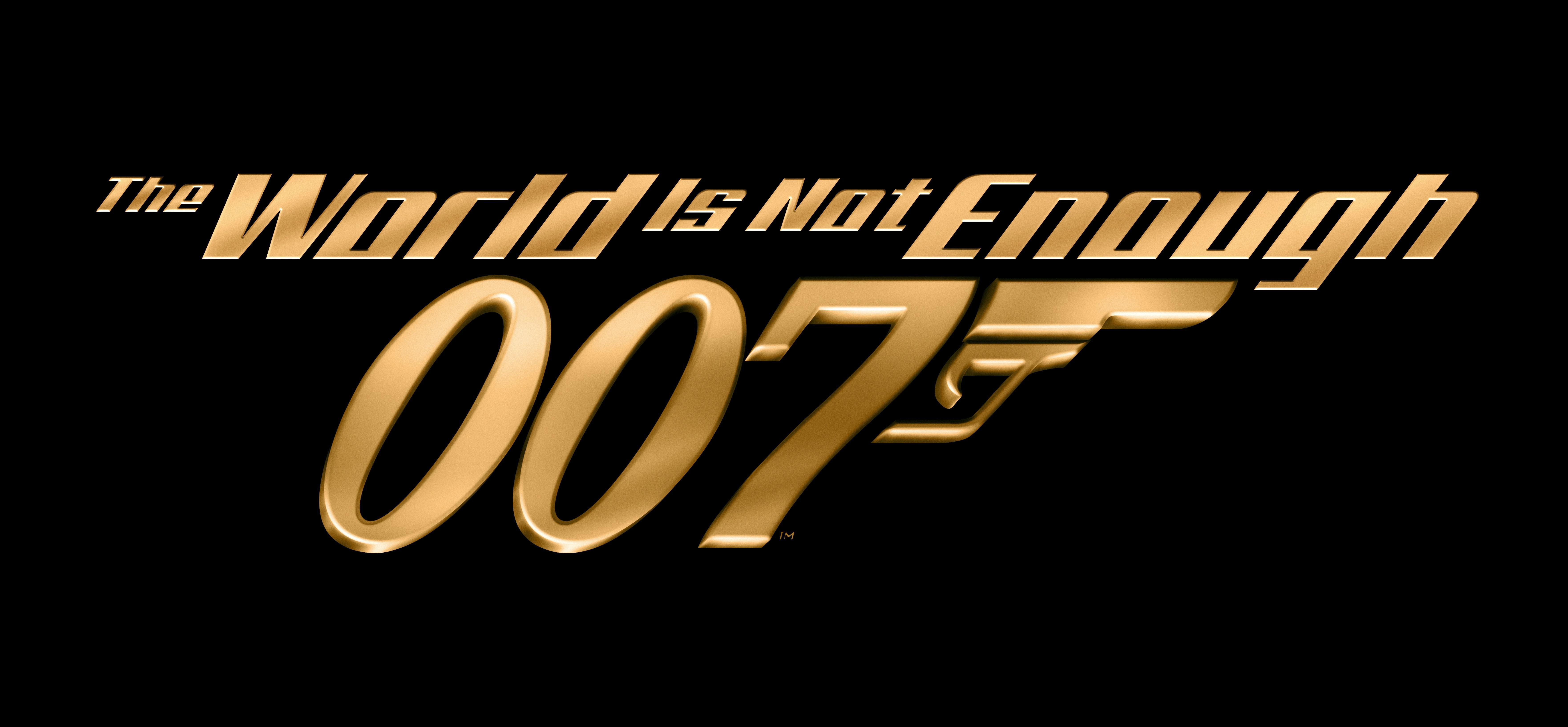 [47+] 007 Logo Wallpaper on WallpaperSafari